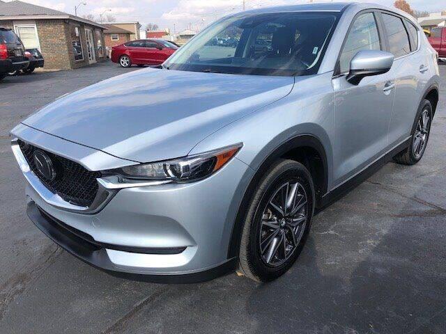 2018 Mazda CX-5 for sale at Kasterke Auto Mart Inc in Shawnee OK