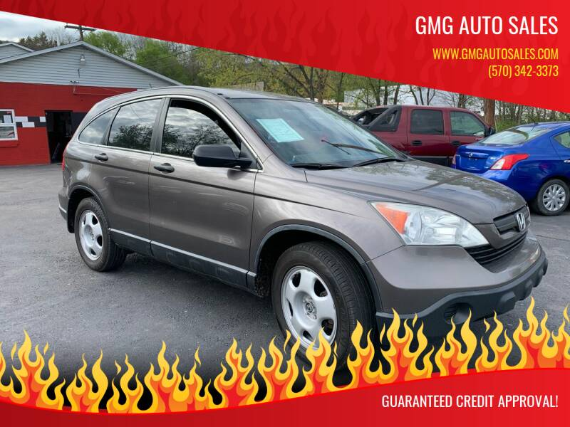 2009 Honda CR-V for sale at GMG AUTO SALES in Scranton PA
