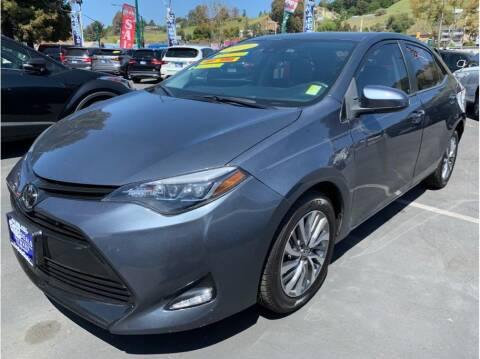2017 Toyota Corolla for sale at AutoDeals in Hayward CA