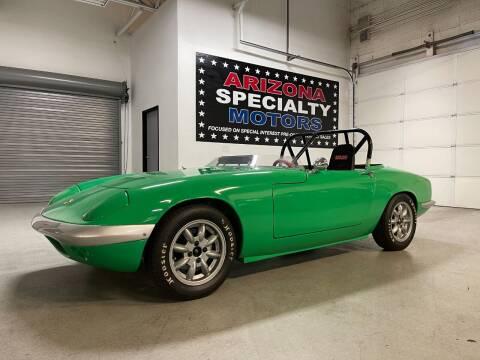 1966 Lotus Elan S3 for sale at Arizona Specialty Motors in Tempe AZ