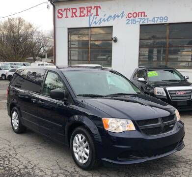2014 RAM C/V for sale at Street Visions in Telford PA