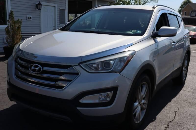 2013 Hyundai Santa Fe Sport for sale at Randal Auto Sales in Eastampton NJ