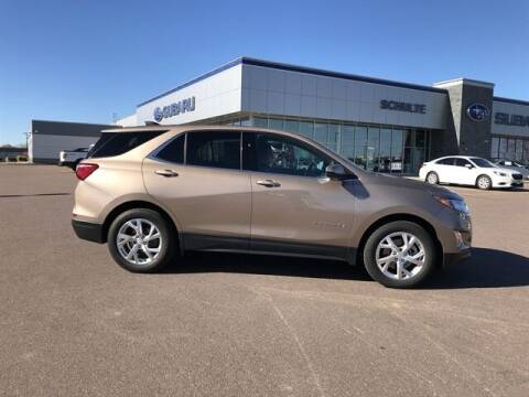 2018 Chevrolet Equinox for sale at Schulte Subaru in Sioux Falls SD