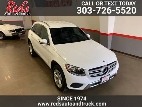 2017 Mercedes-Benz GLC for sale at Red's Auto and Truck in Longmont CO