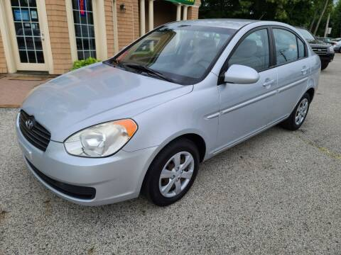2009 Hyundai Accent for sale at Car and Truck Exchange, Inc. in Rowley MA
