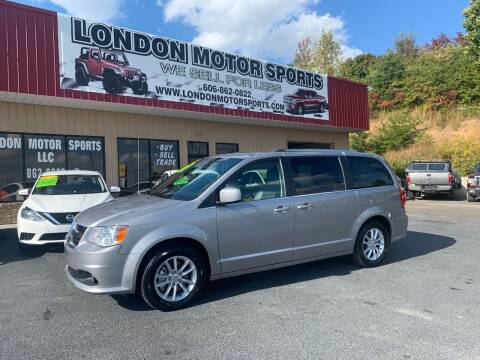 2020 Dodge Grand Caravan for sale at London Motor Sports, LLC in London KY