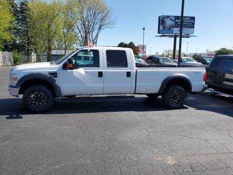 2009 Ford F-350 Super Duty for sale at Stach Auto in Janesville WI