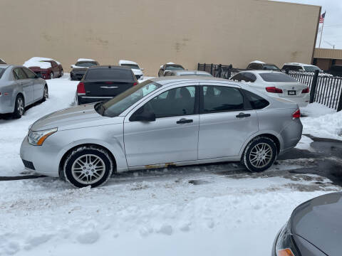 2010 Ford Focus for sale at My Town Auto Sales in Madison Heights MI