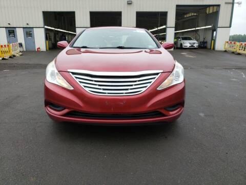 2013 Hyundai Sonata for sale at GLOBAL MOTOR GROUP in Newark NJ