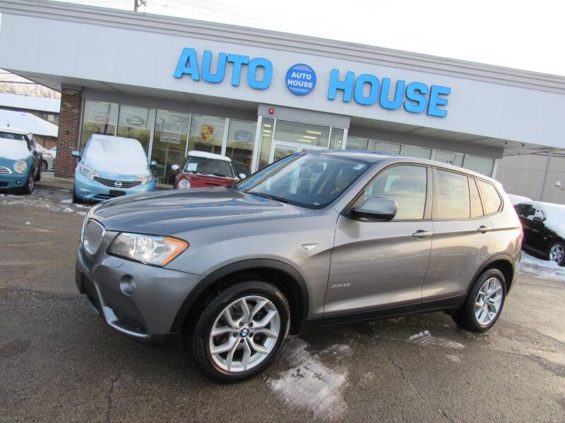 2011 BMW X3 for sale at Auto House Motors in Downers Grove IL