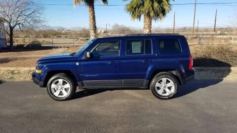 2017 Jeep Patriot for sale at Ryan Richardson Motor Company in Alamogordo NM