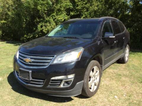 2013 Chevrolet Traverse for sale at Allen Motor Co in Dallas TX