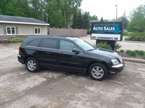2005 Chrysler Pacifica for sale at Lake Michigan Auto Sales & Detailing in Allendale MI