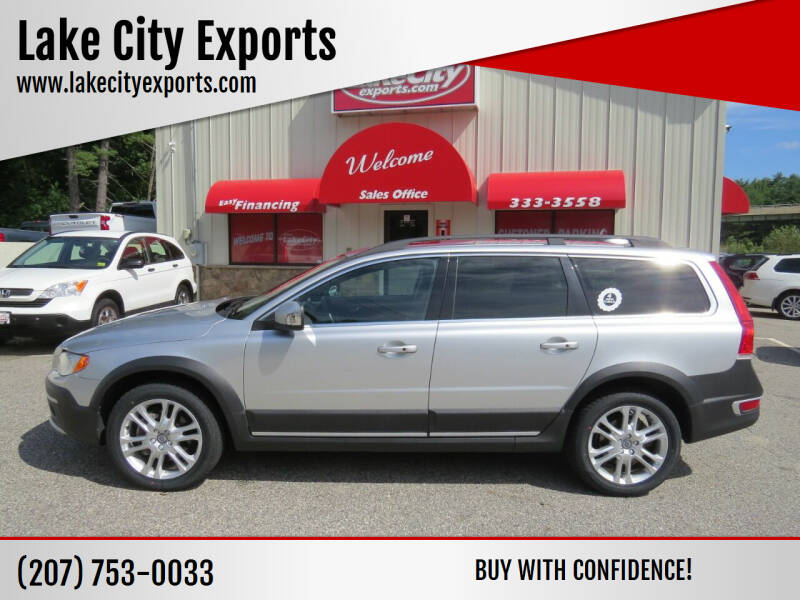 2016 Volvo XC70 for sale at Lake City Exports in Auburn ME