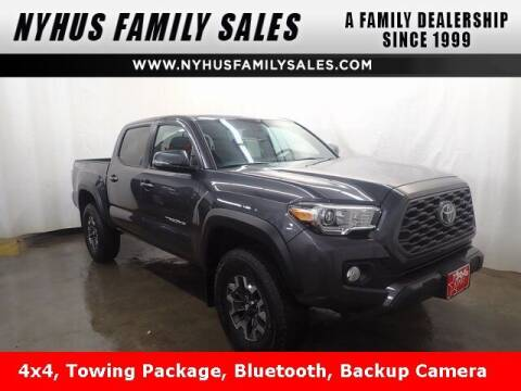 2020 Toyota Tacoma for sale at Nyhus Family Sales in Perham MN