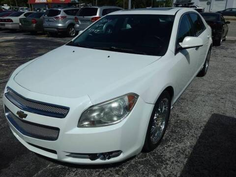 2010 Chevrolet Malibu for sale at Autos by Tom in Largo FL