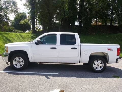 2012 Chevrolet Silverado 1500 for sale at Thompson Auto Sales Inc in Knoxville TN