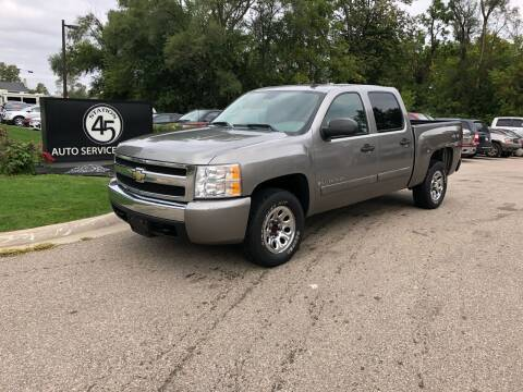 2008 Chevrolet Silverado 1500 for sale at Station 45 Auto Sales Inc in Allendale MI