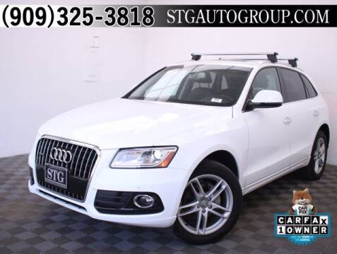 2017 Audi Q5 for sale at STG Auto Group in Montclair CA