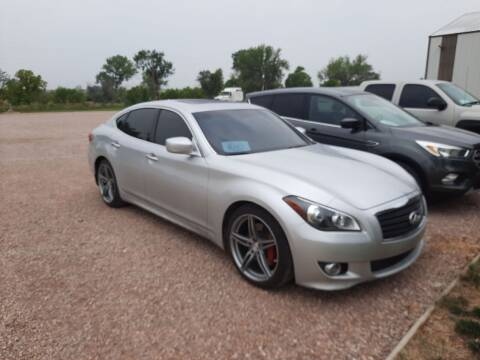 2013 Infiniti M37 for sale at Best Car Sales in Rapid City SD