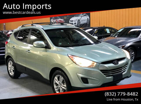 2012 Hyundai Tucson for sale at Auto Imports in Houston TX
