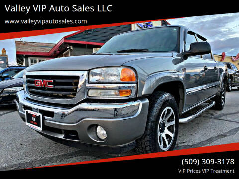 2007 GMC Sierra 1500 Classic for sale at Valley VIP Auto Sales LLC in Spokane Valley WA