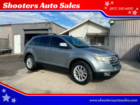 2007 Ford Edge for sale at Shooters Auto Sales in Fort Worth TX