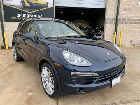 2011 Porsche Cayenne for sale at KAYALAR MOTORS in Houston TX