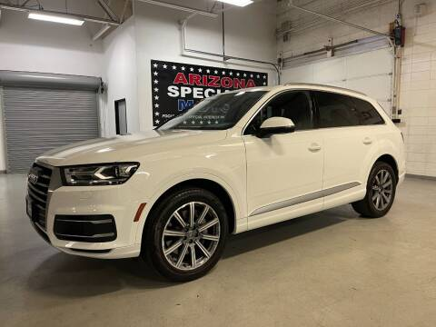 2018 Audi Q7 for sale at Arizona Specialty Motors in Tempe AZ