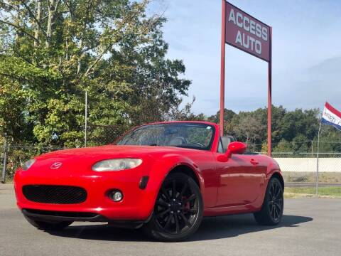 2007 Mazda MX-5 Miata for sale at Access Auto in Cabot AR