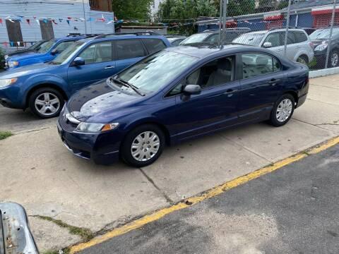 2010 Honda Civic for sale at G1 Auto Sales in Paterson NJ