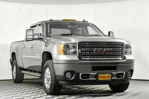 2012 GMC Sierra 3500HD for sale at Washington Auto Credit in Puyallup WA