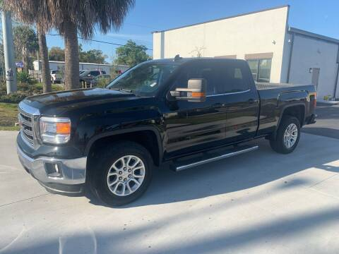 2015 GMC Sierra 1500 for sale at Bay City Autosales in Tampa FL