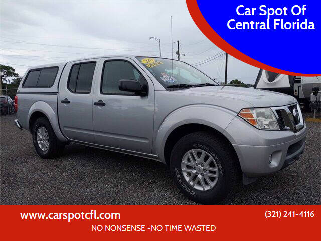 2014 Nissan Frontier for sale at Car Spot Of Central Florida in Melbourne FL