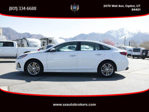 2019 Hyundai Sonata for sale at S S Auto Brokers in Ogden UT