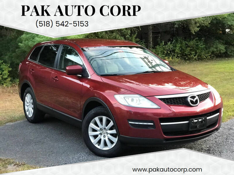 2008 Mazda CX-9 for sale at Pak Auto Corp in Schenectady NY