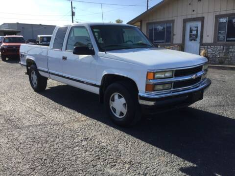 1998 Chevrolet C/K 1500 Series for sale at The Trading Post in San Marcos TX