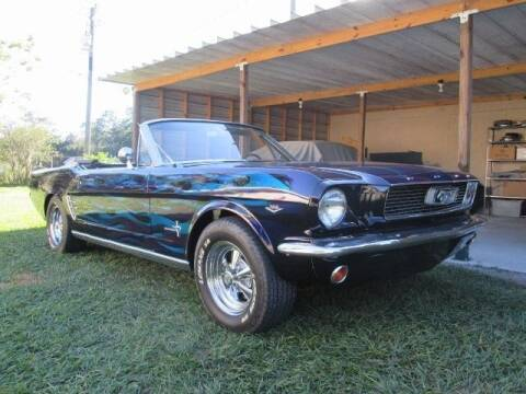 1966 Ford Mustang for sale at Haggle Me Classics in Hobart IN