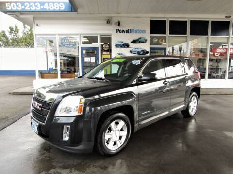 2013 GMC Terrain for sale at Powell Motors Inc in Portland OR