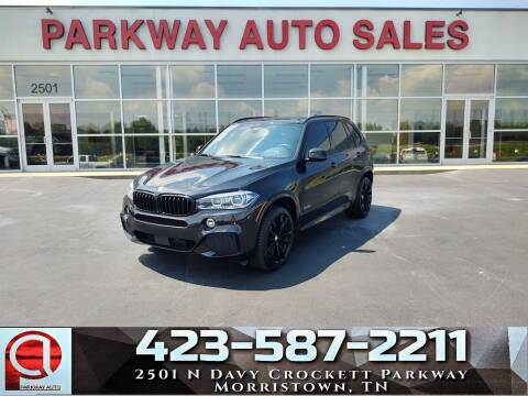 2018 BMW X5 for sale at Parkway Auto Sales, Inc. in Morristown TN