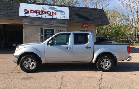 2005 Nissan Frontier for sale at Gordon Auto Sales LLC in Sioux City IA