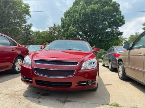2012 Chevrolet Malibu for sale at 3M AUTO GROUP in Elkhart IN