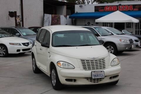 2005 Chrysler PT Cruiser for sale at Car 1234 inc in El Cajon CA