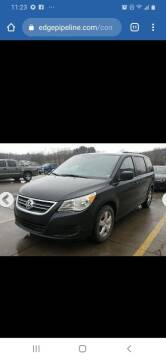 2011 Volkswagen Routan for sale at Bates Auto & Truck Center in Zanesville OH