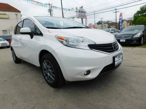 2014 Nissan Versa Note for sale at AMD AUTO in San Antonio TX