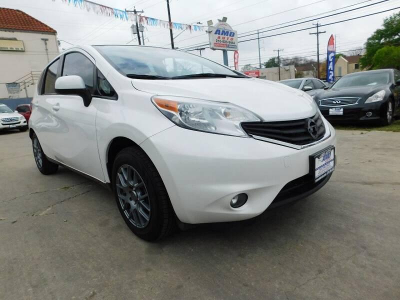 2014 Nissan Versa Note for sale at AMD AUTO in San Antonio TX