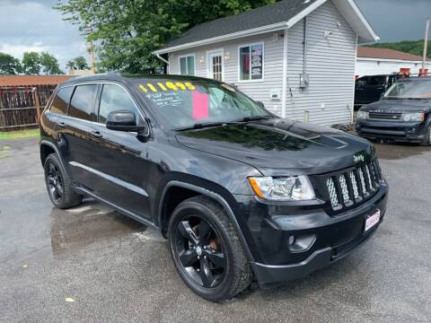 2012 Jeep Grand Cherokee for sale at Automotion Auto Sales Inc in Kingston NY