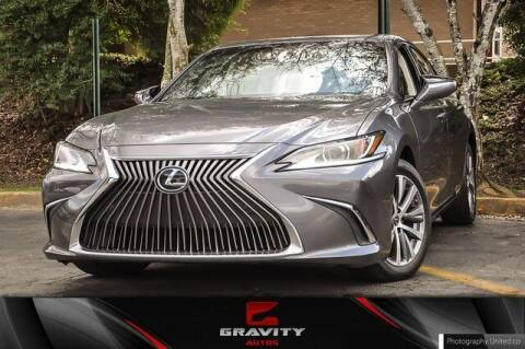 2019 Lexus ES 350 for sale at Gravity Autos Atlanta in Atlanta GA