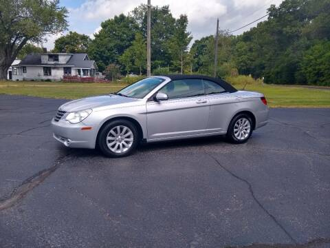 2010 Chrysler Sebring for sale at Depue Auto Sales Inc in Paw Paw MI