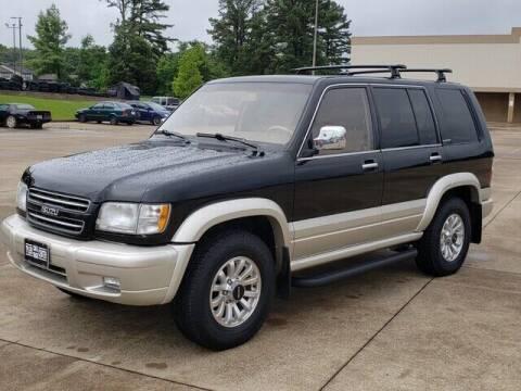 2000 Isuzu Trooper for sale at Tyler Car  & Truck Center in Tyler TX